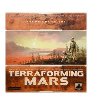 اسکان-در-مریخ-terraforming-mars