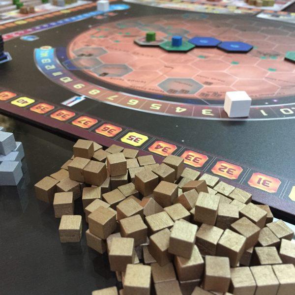 بازی استراتژیک ترافورمینگ مارس