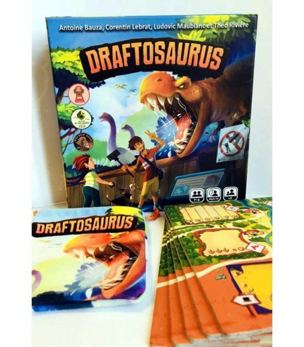 بازی-ایرانی-درفتوساورس-draftosaurus
