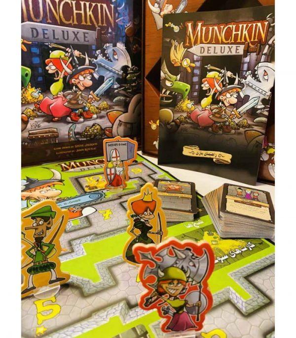 بازی-ایرانی-مانچکین-munchkin