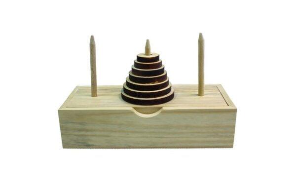 بازی برج هانوی