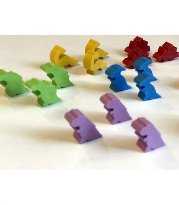 بازی-درفتوساورس-draftosaurus