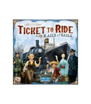 بلیت-حرکت-قطار-و-قایق-ticket-to-ride-rails-sails