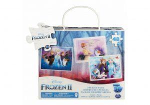 پازل سه بعدی 3 در 1 Frozen