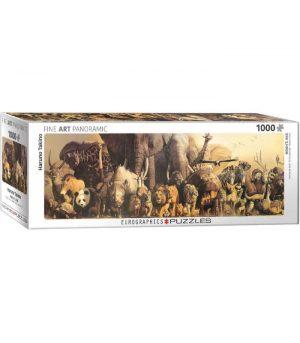 پازل 1000 تکه 360 درجه Noah's Ark