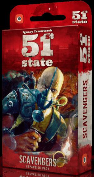 51st State Master Set – Scavengers