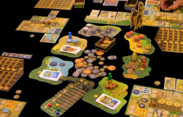 Altiplano tabletop game