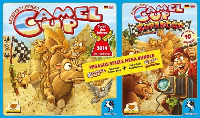 Camel up Bundle