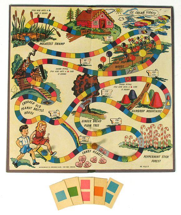 Candyland (1949) - 2
