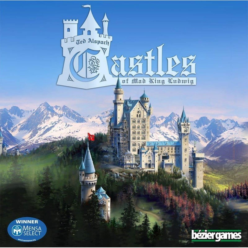Castles of Madking board game