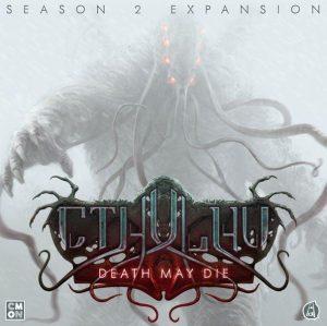 Cthulhu Death May Die – Season 2 Expansion