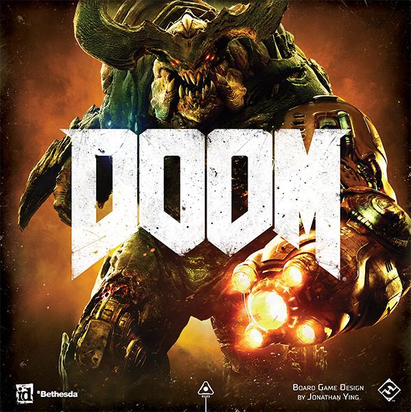Doom The Board Game (2nd Ed)