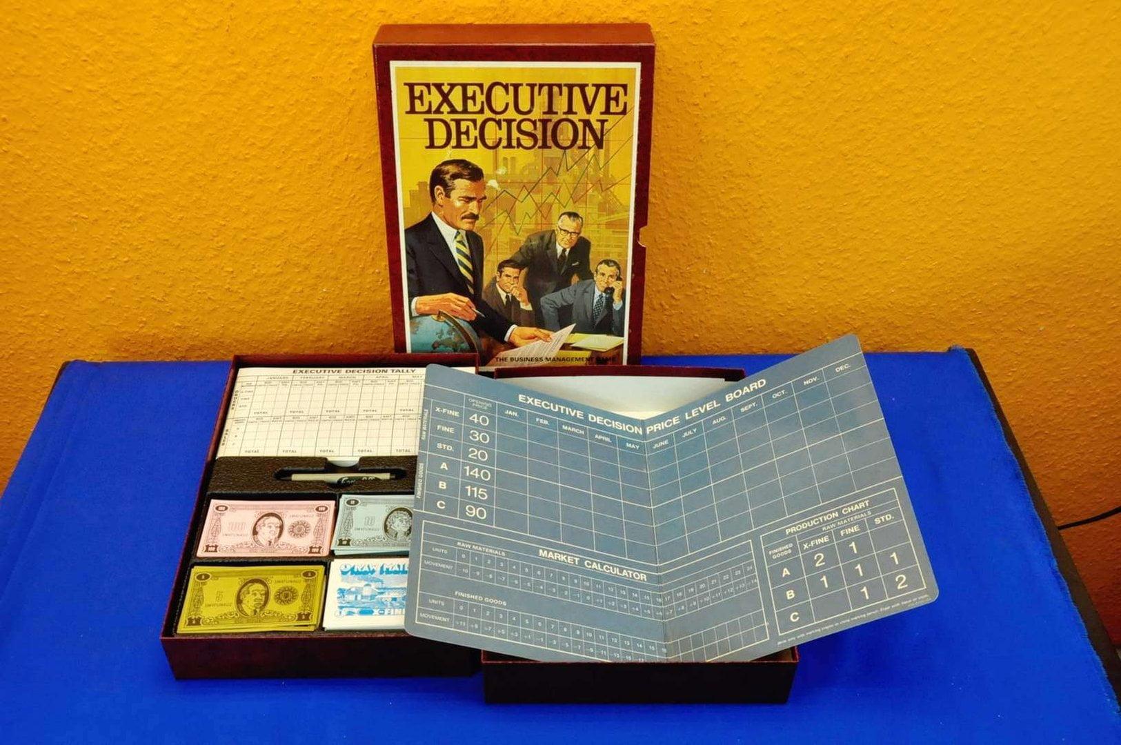 Executive Decision (1971)