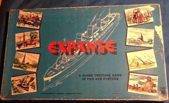 Expanse (1949) - 1