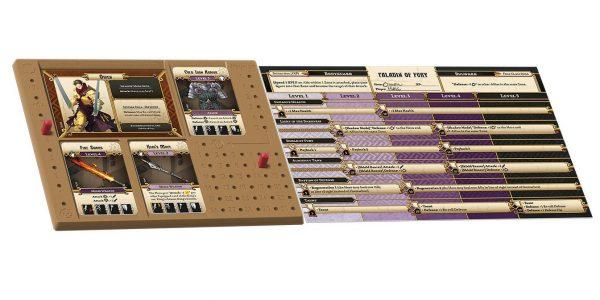 Massive Darkness boardgame