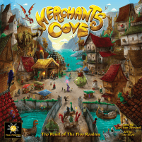 Merchants Cove game board