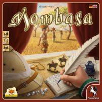 Mombasa Game Board