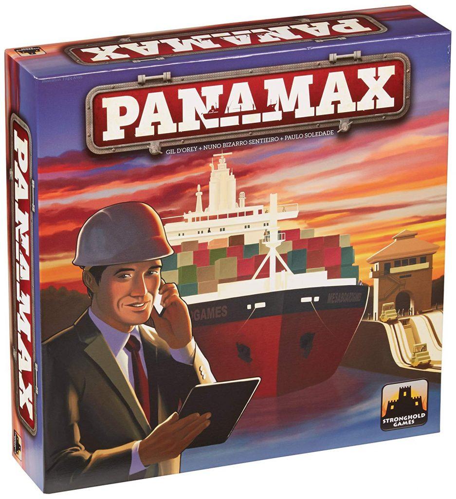 Panamax Board Game