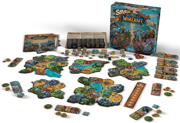 Small World of Warcraft components