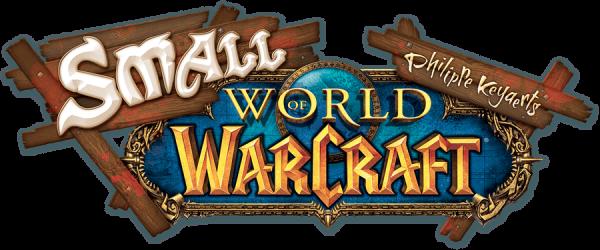 Small World of Warcraft logo