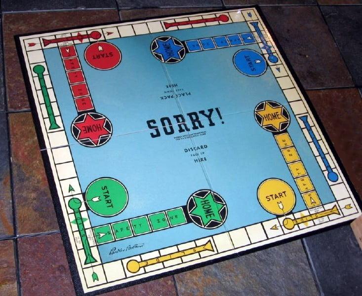 Sorry (1934) - 2