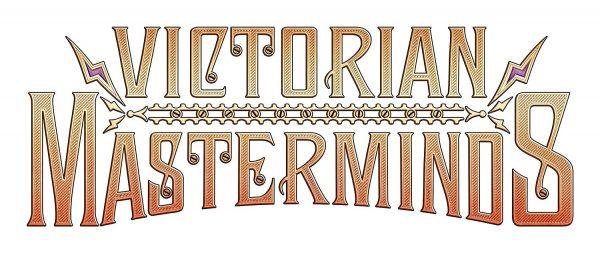 Victorian Masterminds logo