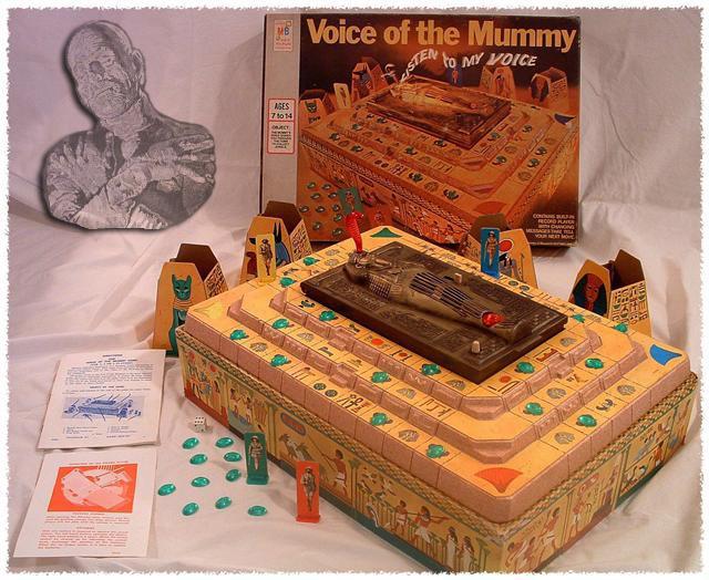 Voice of the Mummy (1971) - 2