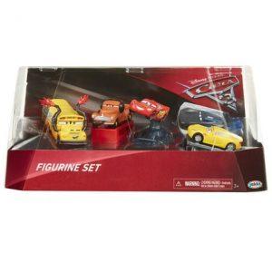 cars pixar disney figurine set 71577