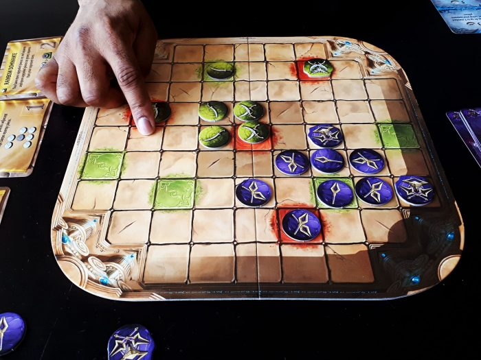 tash-kalar board game