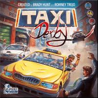 taxi derby boardgame
