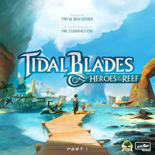 tidal blade